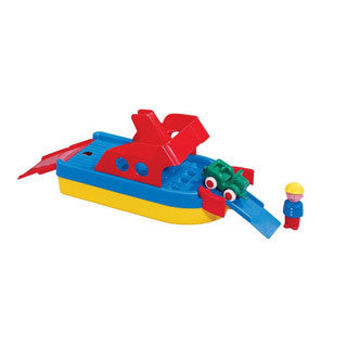 Chubbies Ferry Boat - Viking Toys - eBeanstalk