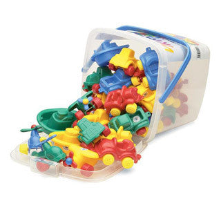 30 Piece Chubbies Bucket Set - eBeanstalk