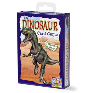 Dinosaur Card Game - International Playthings - eBeanstalk