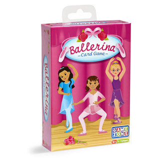 Ballerina Card Game - International Playthings - eBeanstalk