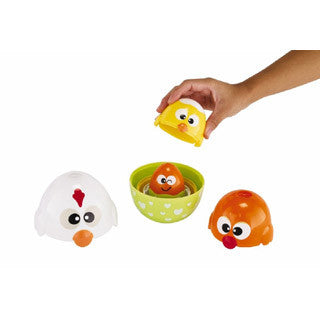 Chick & Egg Stackers - Earlyears - eBeanstalk