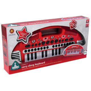 Carry Along Keyboard - International Playthings - eBeanstalk