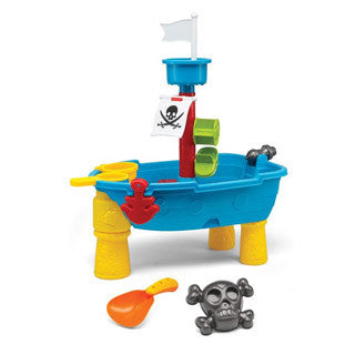 Pirate Ship Sand and Water Table - Kidoozie - eBeanstalk