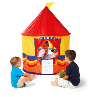 Pop Up Theater Tent - Kidoozie - eBeanstalk