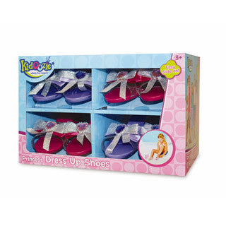 Princess Dress Up Shoes - Kidoozie - eBeanstalk