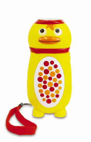 Animal Pal Flashlight Duck Kidoozie