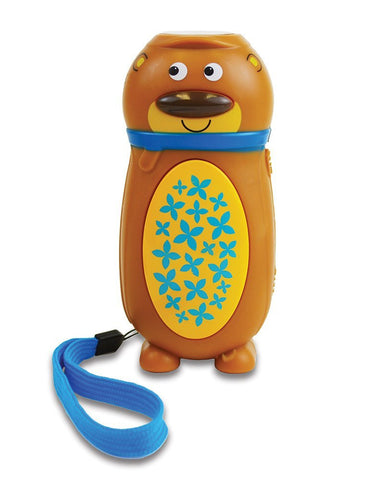 Animal Pal Flashlight Bear Kidoozie