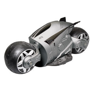 Cyber Cycle Silver RC - Kid Galaxy - eBeanstalk