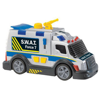 Swat Force Light and Sound Vehicle - Kid Galaxy - eBeanstalk
