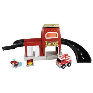 Gogo City Station Playset - Kid Galaxy - eBeanstalk