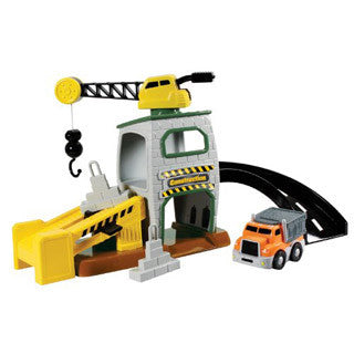 Gogo City Construction Playset - Kid Galaxy - eBeanstalk