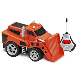 Kid Galaxy Soft and Squeezable Radio Control Bulldozer - Kid Galaxy - eBeanstalk