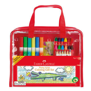 Young Artist Coloring Gift Set - Creativity for Kids - eBeanstalk