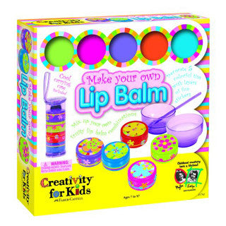 Make Your Own Lip Balm - Creativity for Kids - eBeanstalk