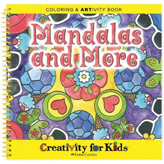 Mandalas and More - Creativity for Kids - eBeanstalk
