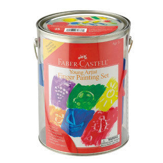 Young Artist Finger Paint Kit - Creativity for Kids - eBeanstalk