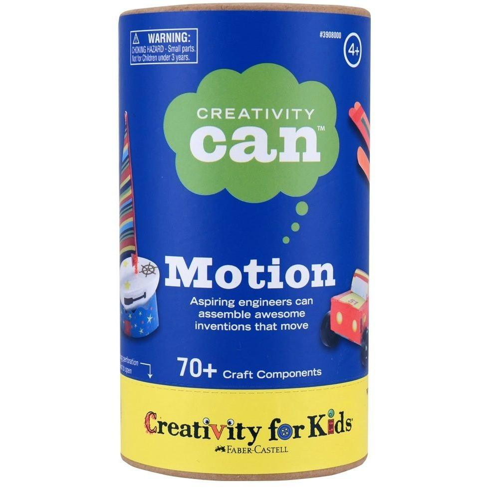 Creativity Can Motion