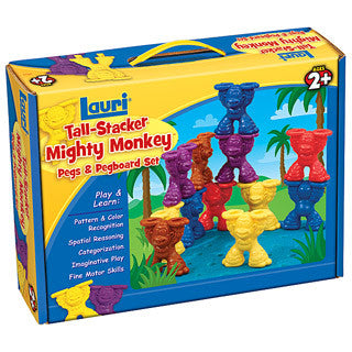 Tall Stacker Mighty Monkeys - Lauri - eBeanstalk