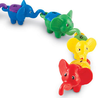 Snap n Learn Counting Elephants - Learning Resources - eBeanstalk