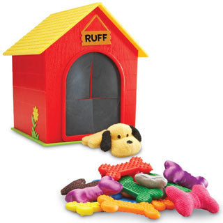 Ruffs House Tactile Game - Learning Resources - eBeanstalk