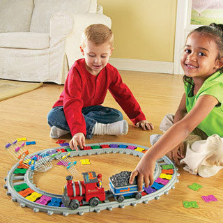 Melody Express Musical Train - Learning Resources - eBeanstalk