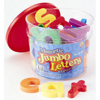 Letters and Numbers Combo Pack - Learning Resources - eBeanstalk