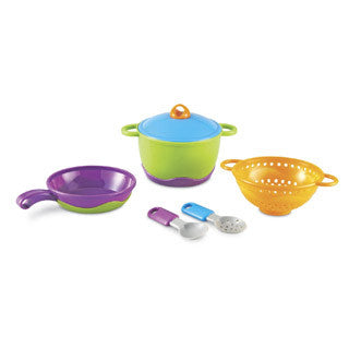 Cook It My Very Own Chef Set - Learning Resources - eBeanstalk