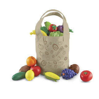 Fresh Picked Fruit & Veggie Tote - Learning Resources - eBeanstalk