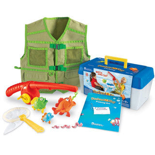 Learning Resources Pretend & Play Fishing Set - Learning Resources - eBeanstalk