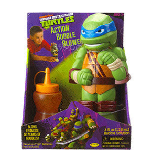 TMNT Action Bubble Blowers - Little Kids - eBeanstalk