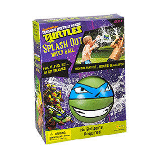 TMNT Splash Out Water Ball - Little Kids - eBeanstalk