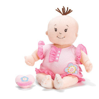 Baby Stella Sweet Sounds Doll - Manhattan Toy - eBeanstalk