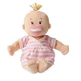 Baby Stella Peach Doll - Manhattan Toy - eBeanstalk