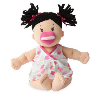 Baby Stella Brunette Doll - Manhattan Toy - eBeanstalk