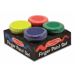 Finger Paint Set - Melissa and Doug - eBeanstalk