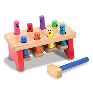 Deluxe Pounding Bench - Melissa and Doug - eBeanstalk