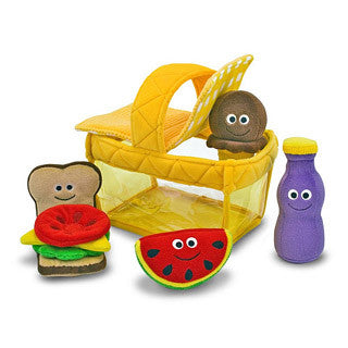 Picnic Basket Fill & Spill - Melissa and Doug - eBeanstalk