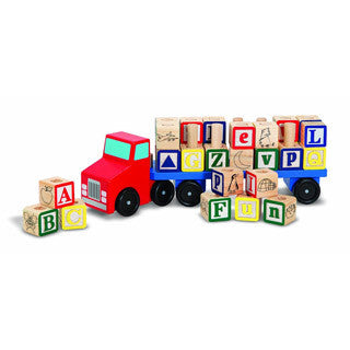 Alphabet Truck - Melissa and Doug - eBeanstalk