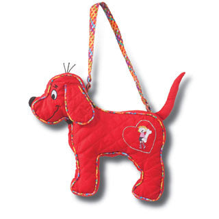 Clifford 11 inch Purse - Douglas Toy Company - eBeanstalk