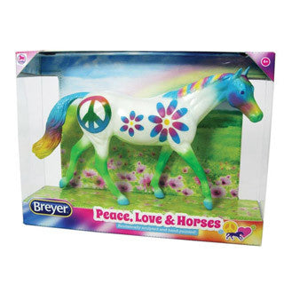 Peace Love and Horses - Breyer - eBeanstalk