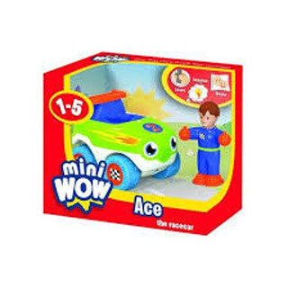 Ace the Race Car - eBeanstalk