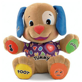 Love to Play Puppy - Fisher Price - eBeanstalk