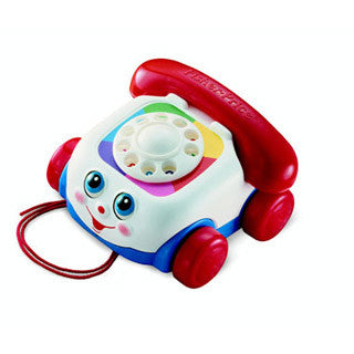 Chatter Phone - Fisher Price - eBeanstalk