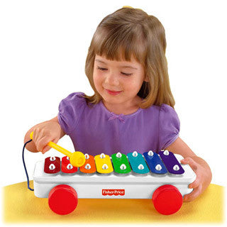 Classic Xylophone - Fisher Price - eBeanstalk