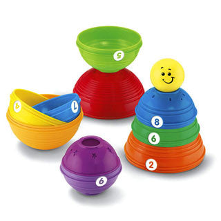 Stack and Roll Cups - Fisher Price - eBeanstalk