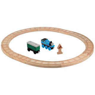 Wooden Railway Oval Starter Set - Thomas & Friends - eBeanstalk