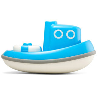 Blue Tug Boat - Kid O - eBeanstalk