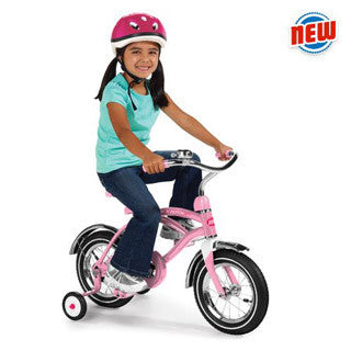 Classic Pink Cruiser - Radio Flyer - eBeanstalk