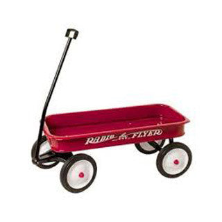 Classic Red Wagon - Radio Flyer - eBeanstalk
