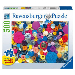 Buttons 500 - Ravensburger - eBeanstalk